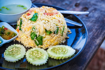 Thai tasty cuisine
