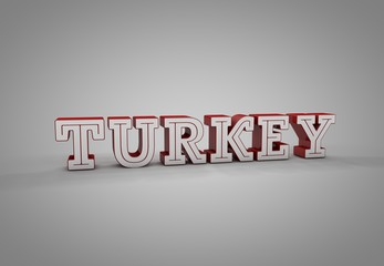 Türkiye Tipografi Çalışması