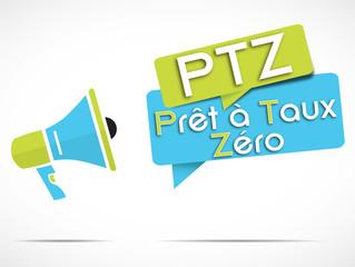 mégaphone : PTZ