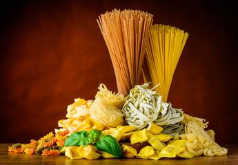 Italian Pasta Types