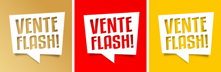 Photos illustrations et vid os de promo flash - Discount vente flash ...