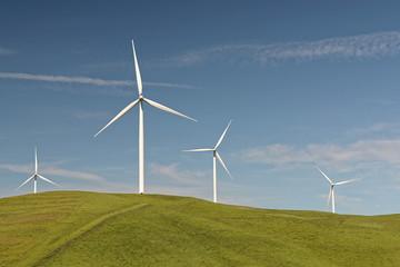 Wind power energy in California