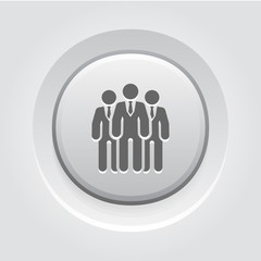 Team Icon. Business Concept