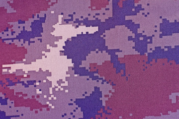 digital camouflage as background