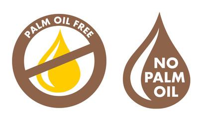 Palm Oil Free / No Palm Oil