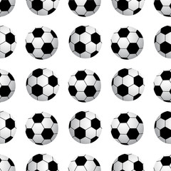 soccer ball seamless