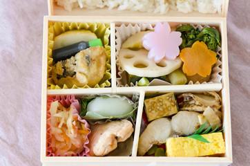 Bento-Box japanisch