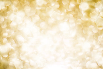 Gold spring or summer background. Elegant abstract background wi