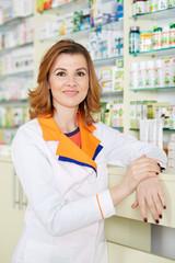 Doctor in pharmacy