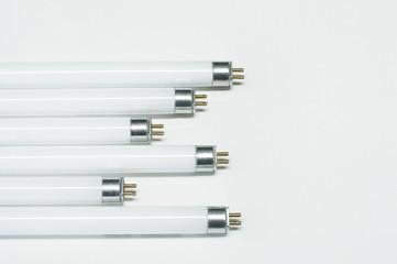 LED fluorescence tube isolated