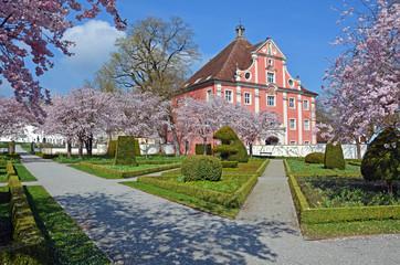 Foto auf Acrylglas Schloss Unteres Tor (Schloss / Kloster Salem)