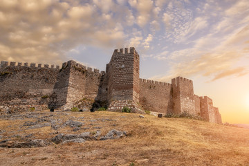 Celcus Castle,Izmir,Turkey