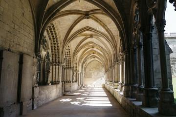 Cloitre de la Cathédrale de Noyon
