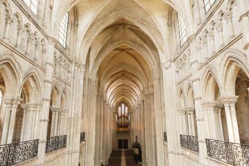 Intérieur de la Cathédrale de Noyon