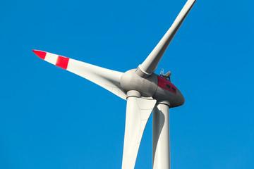 Windkraft Anlage