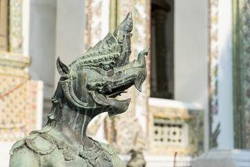 Tantima Bird Statue in Grand Palace, Bangkok, Thailand