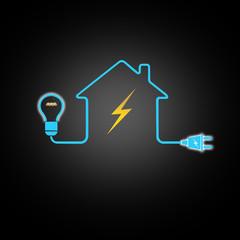 Elektryczne logo