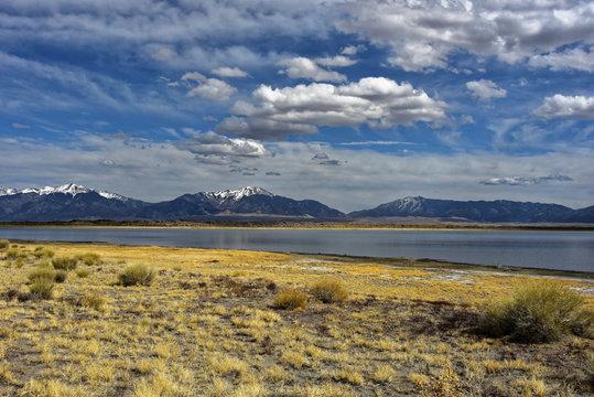Colorado - San Luis Lakes State Park