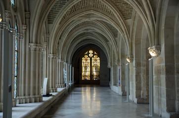Claustro de la Catedral de Burgos