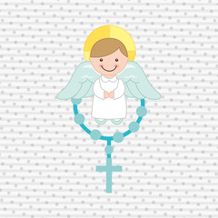 cute angels design