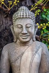 stone sculpture Buddha