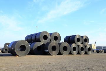 roll steel