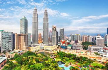 Photo sur Plexiglas Kuala Lumpur Kuala Lumpur
