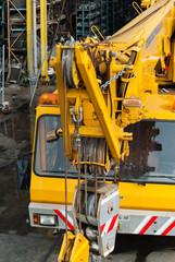 For roadside assistance cranes.