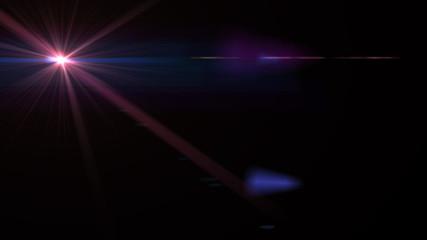 Lens flares 8K