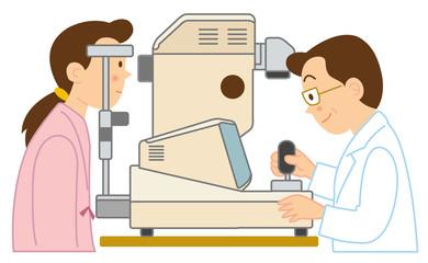 medical/眼底検査
