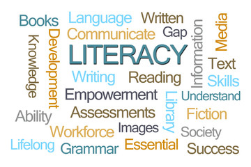 Literacy Word Cloud