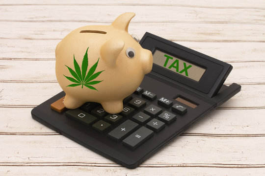 Taxing the sale of marijuana