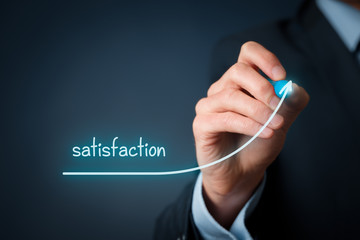 Increase satisfaction in business