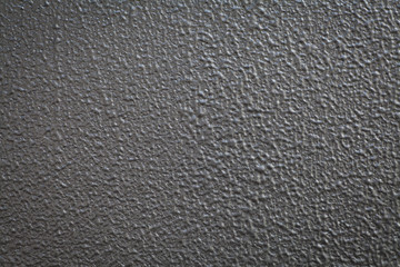 Black concrete wall texture and background seamless