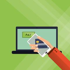 Payment vector design , vector illustration