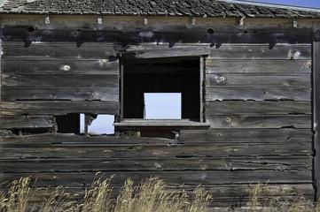 Empty deserted Cabin