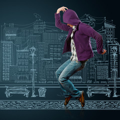 dance like michael