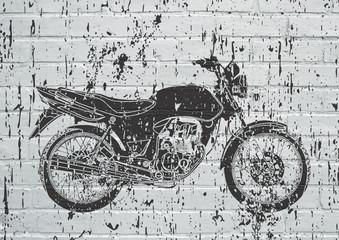 Moto grunge