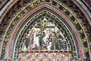 Detalle interior Catedral de Burgos (5)