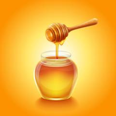 honey stick sweet