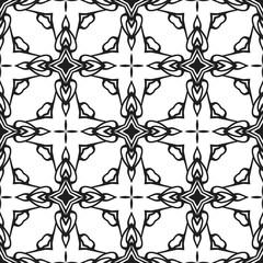 Christian geometric pattern seamless