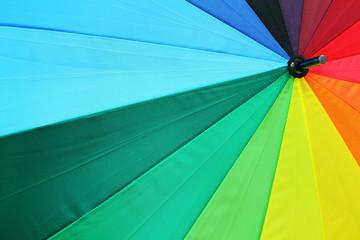 this is photo  Rainbow Umbrella good color  .