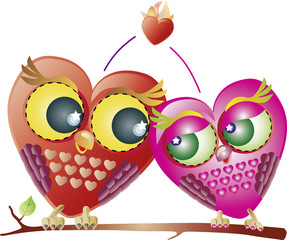 two_owls_in_love