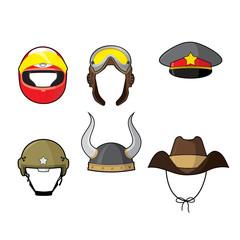 Helmet and Hat