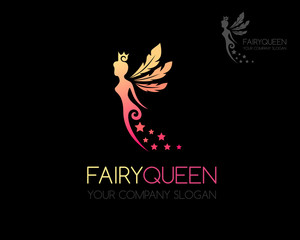 Fairy queen icon.