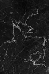 Black marble texture unique background.