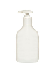 Gel, Foam Or Liquid Soap Dispenser Pump Plastic Bottle White