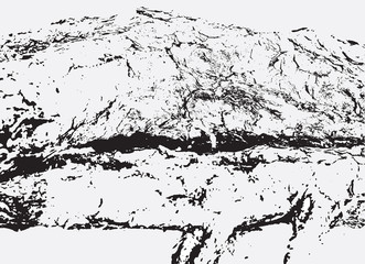 Texture Overlay For Your Design. Black and white grunge backgrou