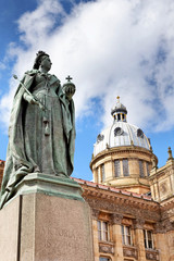 Queen Victoria Statue vor dem Birmingham City Council