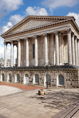 Birmingham Town Hall, Victoria Square, UK